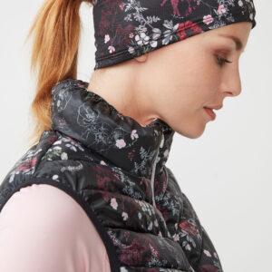 röhnisch - active - headband - pink garden