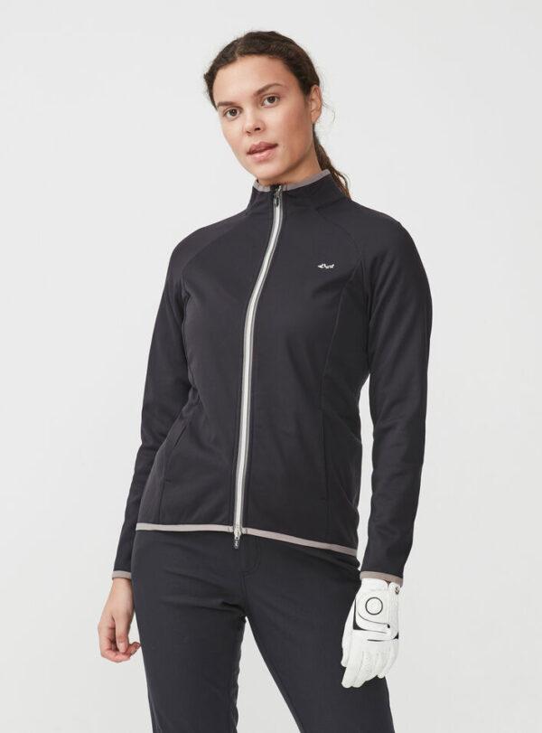röhnisch-hybrid - jacket - svart