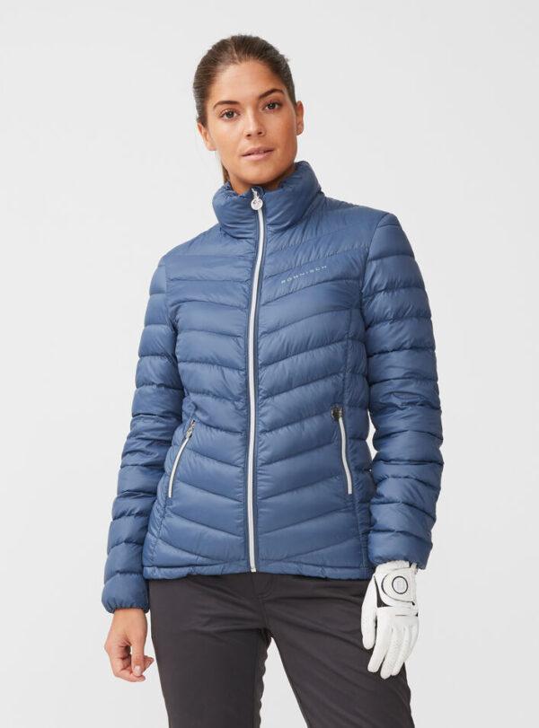 röhnisch - lightdown - jacket - blå