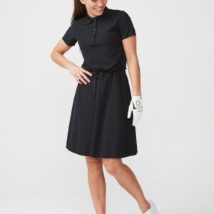 röhnisch - soft - func - dress - svart